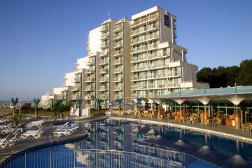 Отель Boryana Болгария, Албена, фото 1