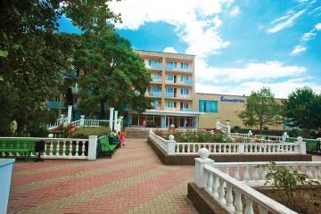 Отель Пансионат Геленджикская Бухта Россия, Геленджик, фото 1