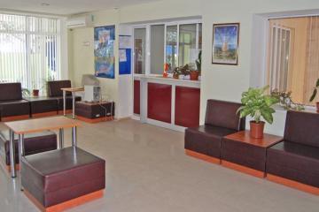 Отель Динамикс Россия, Черноморское, фото 1