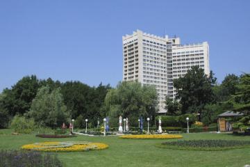 Отель Dobrudja Болгария, Албена, фото 1