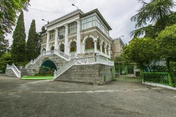 Отель Запорожье санаторий Россия, Ялта, фото 1