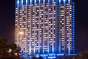 Отель Vega Izmailovo Hotel & Convention Center Россия, Москва, фото 1