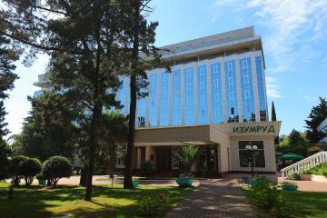 Отель Пансионат Изумруд Россия, Адлер, фото 1