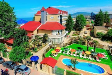 Отель Отель Каисса Россия, Адлер, фото 1