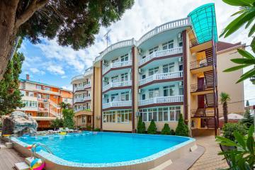 Отель Грейс Кипарис Россия, Адлер, фото 1