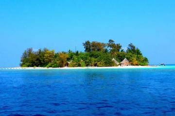 Отель Bathala Island Resort and Spa Мальдивы, Адду Атолл, фото 1