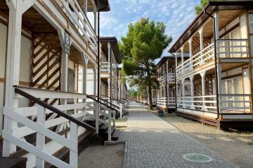 Отель Кудры Абхазия, Пицунда, фото 1