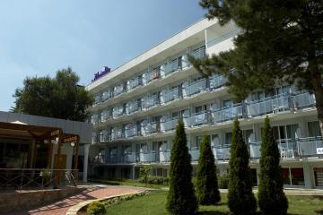 Отель Magnolia Болгария, Албена, фото 1