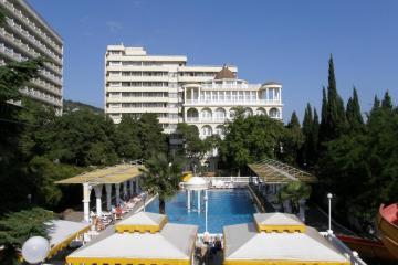 Отель Марат Парк Отель Россия, Мисхор, фото 1