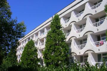 Отель Мисхор санаторий Россия, Ялта, фото 1