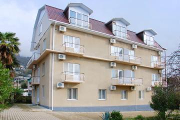 Отель Морская Абхазия, Гагры, фото 1