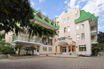 Отель Норд Россия, Алушта, фото 1