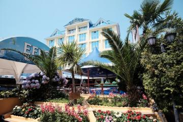 Отель Оазис Россия, Адлер, фото 1