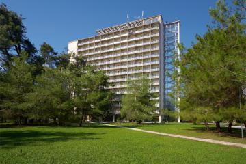 Отель Объединение пансионатов курорта Пицунда Абхазия, Пицунда, фото 1