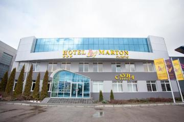 Отель Marton Olimpic Россия, Калининград, фото 1