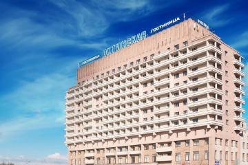 Отель Охтинская Россия, Санкт-Петербург, фото 1