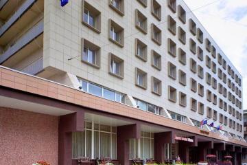 Отель Полюстрово Россия, Санкт-Петербург, фото 1