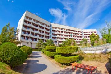 Отель Приморье санаторий Россия, Евпатория, фото 1