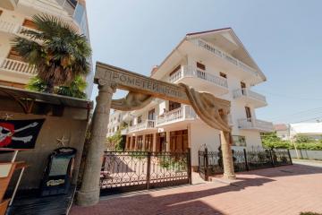 Отель Prometey Club Hotel & Spa Россия, Лазаревское, фото 1