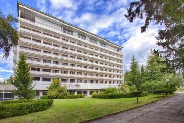 Отель Псоу дом отдыха Абхазия, Гагры, фото 1