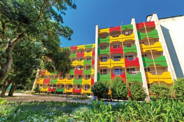 Отель Саки санаторий Россия, Саки, фото 1