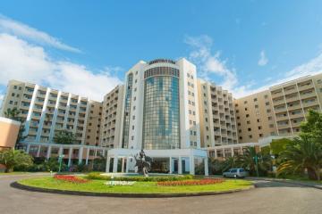 Отель Самшитовая Роща Абхазия, Пицунда, фото 1