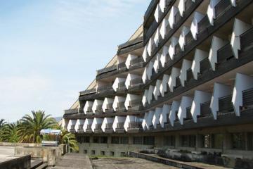 Отель Санаторий Сана Абхазия, Гагры, фото 1