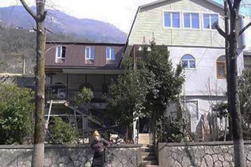 Отель Серебряный двор Абхазия, Гагры, фото 1