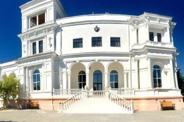 Отель Солнечная Долина Пансионат Россия, Оленевка, фото 1