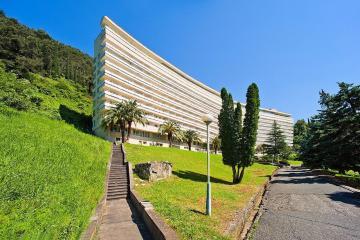 Отель Солнечный дом отдыха Абхазия, Гагры, фото 1