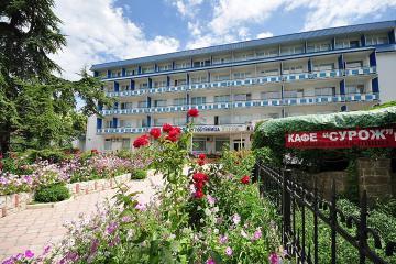 Отель Сурож Россия, Судак, фото 1