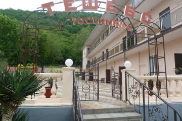 Отель База отдыха Тешебс Россия, Геленджик, фото 1