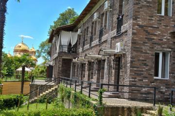 Отель У Монастыря Абхазия, Новый Афон, фото 1