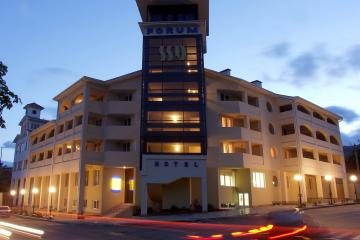 Отель Отель Форум Россия, Судак, фото 1