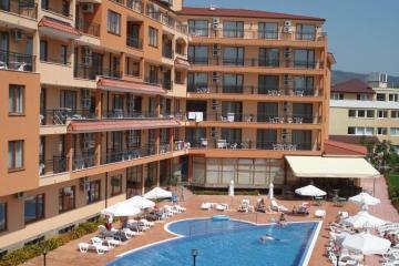 Отель Happy Болгария, Солнечный берег, фото 1