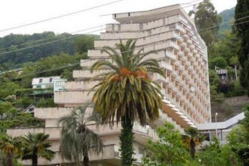 Отель Чегем Абхазия, Гагры, фото 1