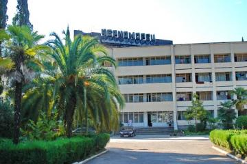 Отель Черноморец Абхазия, Гудаута, фото 1
