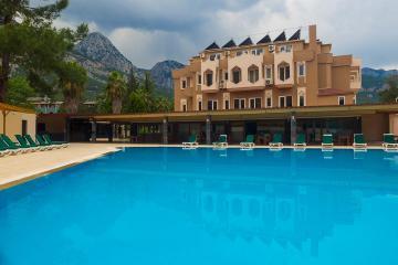 Отель Club Hotel Beldiana Турция, Бельдиби, фото 1