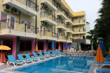 Отель Beldibi Santana Турция, Бельдиби, фото 1