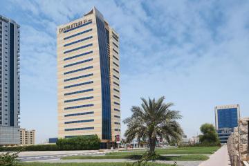 Отель DoubleTree by Hilton Hotel Ras Al Khaimah ОАЭ, Рас Аль Хайма, фото 1