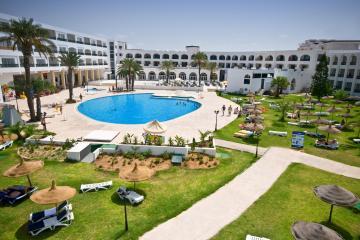 Отель Le Soleil Bella Vista Тунис, Монастир, фото 1