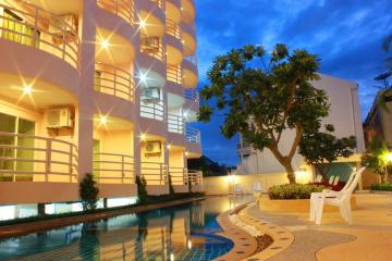 Отель Phu View Talay Resort Тайланд, На Джомтьен, фото 1
