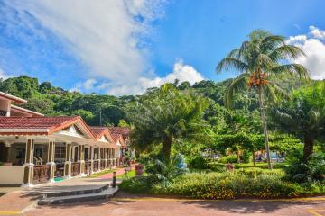 Отель Berjaya Praslin Resort Сейшелы, о Праслин, фото 1