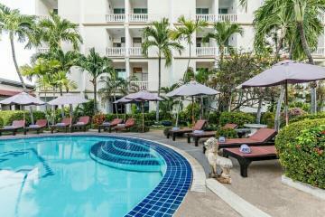 Отель Romeo Palace Тайланд, Паттайя Центр, фото 1