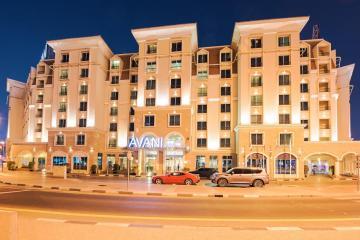 Отель Avani Deira Dubai ОАЭ, Дубай, фото 1