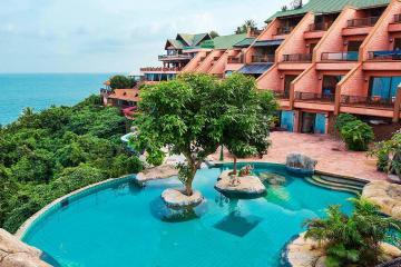 Отель Samui Bayview Resort & Spa Тайланд, пляж Чавенг, фото 1