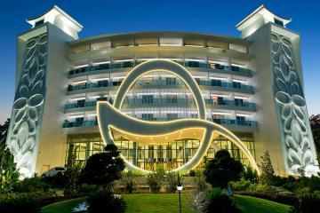 Отель Q Premium Resort Турция, Окурджалар, фото 1