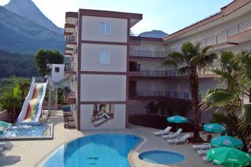 Отель Aybel Inn Hotel Турция, Бельдиби, фото 1