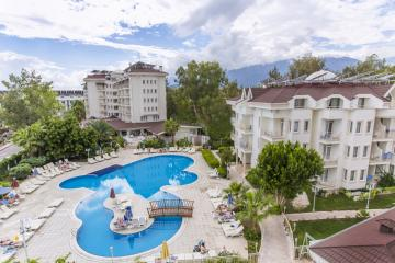 Отель Grand Mir'amor Hotel Турция, Кириш, фото 1