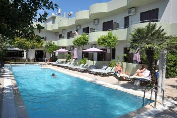 Отель Anseli Hotel Греция, о Родос, фото 1